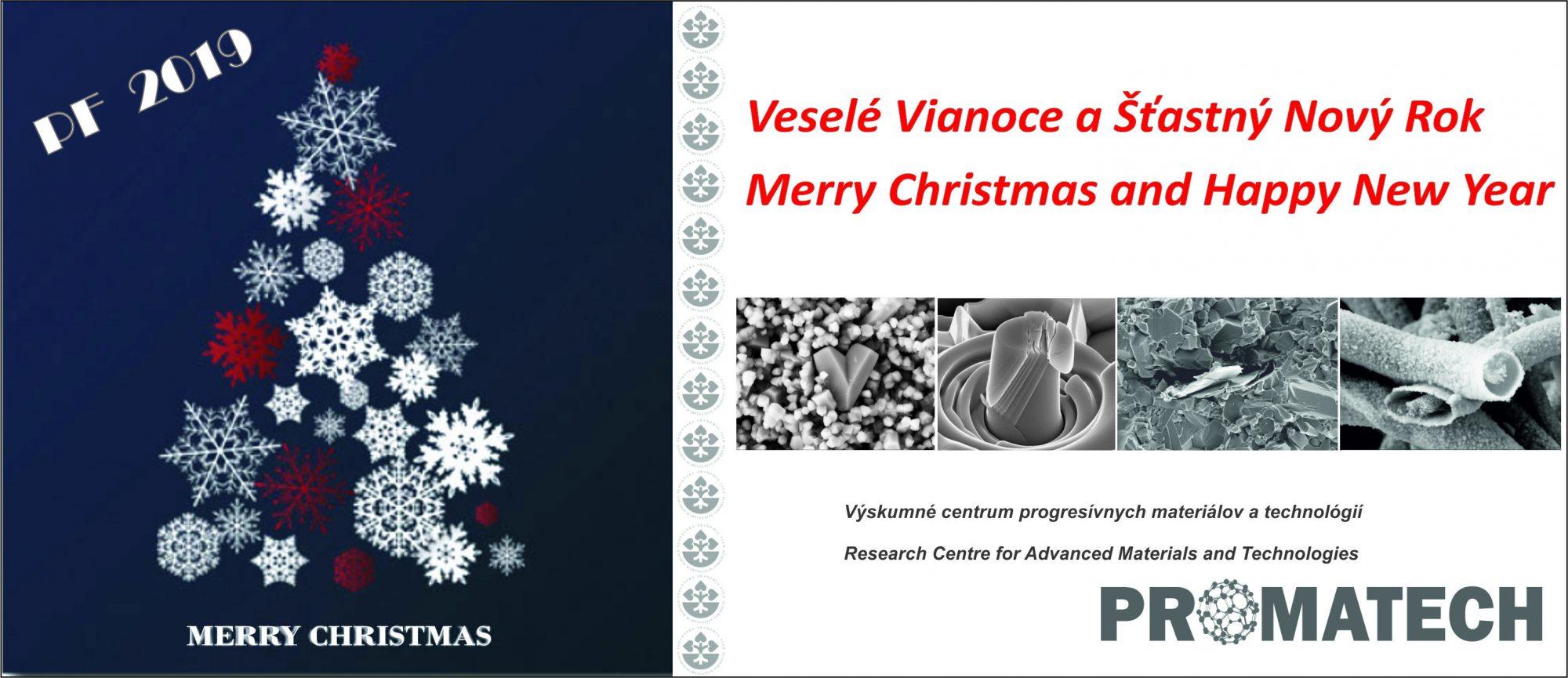 Veselé Vianoce a úspešný Nový rok 2019